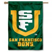 University of San Francisco Double Sided Banner