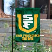 University of San Francisco Garden Flag