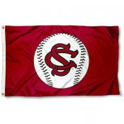 University of South Carolina Baseball Flag