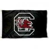 University of South Carolina Black 3x5 Flag