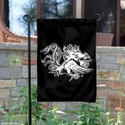 University of South Carolina Black Garden Flag