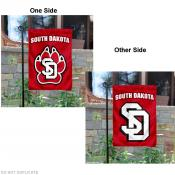 University of South Dakota Garden Flag