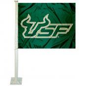 University of South Florida Car Window Flag