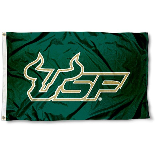 University of South Florida Flag