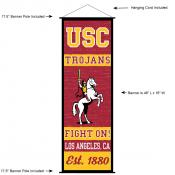 University of Southern California Decor and Banner