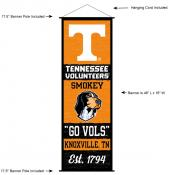 University of Tennessee Decor and Banner