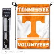University of Tennessee Garden Flag and Stand