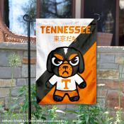 University of Tennessee Tokyo Dachi Mascot Yard Flag