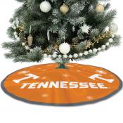 University of Tennessee Volunteers Christmas Tree Skirt