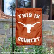 University of Texas Country Garden Flag