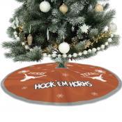 University of Texas Longhorns Christmas Tree Skirt