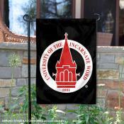 University of the Incarnate Word Academic Logo Garden Flag