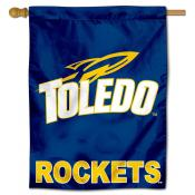 University of Toledo Rockets House Flag