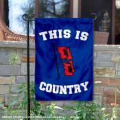 University of Tulsa Country Garden Flag