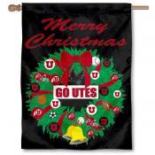 University of Utah Holiday Flag