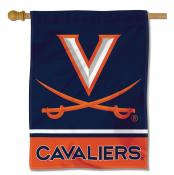 University of Virginia Decorative Flag