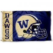 University of Washington Football Flag