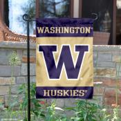 University of Washington Garden Flag