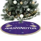 University of Washington Huskies Christmas Tree Skirt