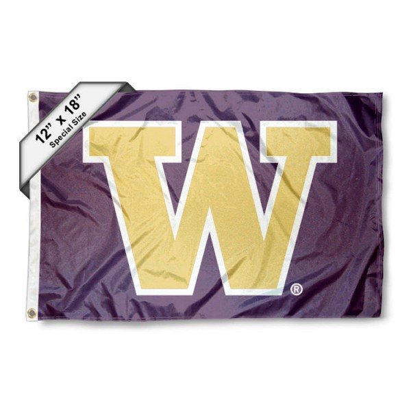 University of Washington Mini Flag