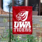 University of West Alabama UWA Garden Flag