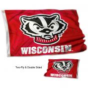 University of Wisconsin Badgers Flag