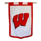 University of Wisconsin Banner Flag