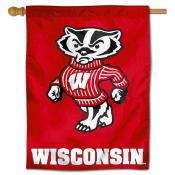 University of Wisconsin Decorative Flag