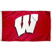 University of Wisconsin Large Flag