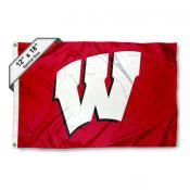 University of Wisconsin Mini Flag