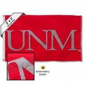 UNM Lobos Small 2'x3' Flag