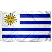 Uruguay Flag 3x5 Printed Flag