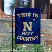 US Navy Country Garden Flag