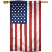 USA American Double Sided House Flag
