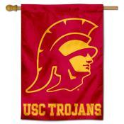 USC New Trojan Head House Flag