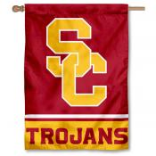 USC Trojans 2-Sided Home Flag