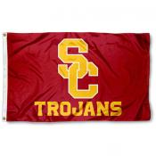 USC Trojans New SC Flag