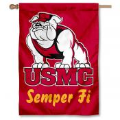 USMC Semper Fi Double Sided Banner