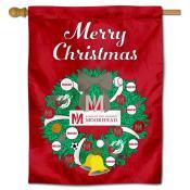 USUM Dragons Happy Holidays Banner Flag