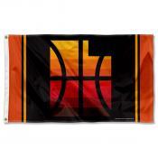 Utah Jazz City Edition Logo 3x5 Flag