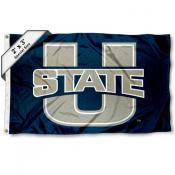 Utah State Aggies Small 2'x3' Flag