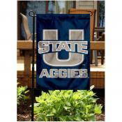 Utah State University Garden Flag