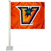 UTRGV Vaqueros Car Window Flag