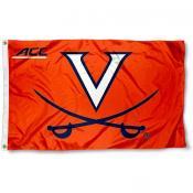UVA Cavaliers ACC Flag