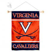UVA Cavaliers Window and Wall Banner
