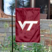 Va Tech Garden Flag