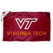 VA Tech Hokies 6'x10' Flag