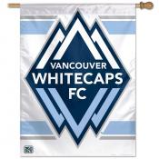 Vancouver Whitecaps FC House Flag