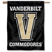 Vanderbilt Commodores Banner Flag