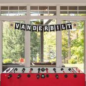 Vanderbilt Commodores Banner String Pennant Flags